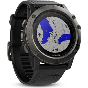 Garmin fenix 5X Saphir GPS Multi Sport Watch, grey